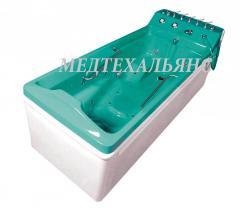 Balneological bathtub
