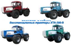 Трактор БЮДЖЕТНАЯ МОДЕЛЬ Слобожанец ХТА-200В в