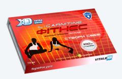Fitness L-carnitine chewable tablets