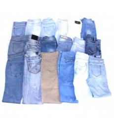 Jeans female norm DB-MIX-13 mix