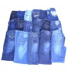 Jeans female norm DB-MIX-14 mix