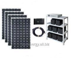 Autonomous solar power stations of SUNENERGY™