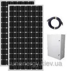 Autonomous solar mini-power plants of SUNENERGY™