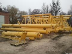 Crane of goat KKL-32/8