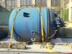 (Reactor) 1.6 cubic meters of enamel