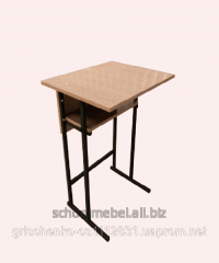 Table classroom 1-seater Studen