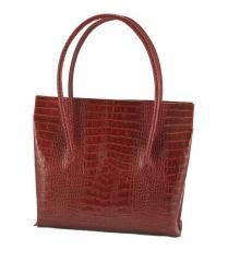 Деловая сумка из кожи Fede