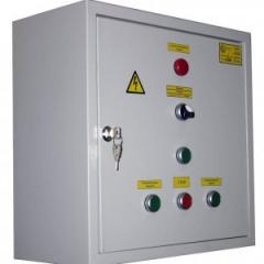 Control panels ShchUE series electric drives