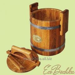 Barrel tubs for a pickles 3-80l