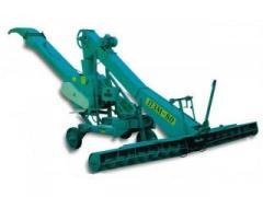 Grain loader the modernized PZM-80