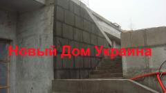 Теплоизоляция фундамента пеностекло цена Киев, НОВЫЙ ДОМ УКРАИНА
