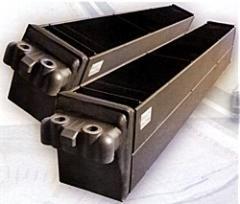 Секция радиатора масляная СРКР.387581.212 (аналог