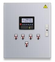 Щиты для систем отопления и теплоснабжения
