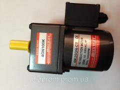 Set Reducer 4GN100K + Electric motor 4IK25GN-CT