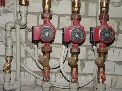 Монтаж котлов,системы отопления, чистка дымоходов.