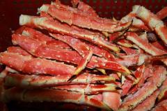 Мясо краба 2я фаланга с когтем