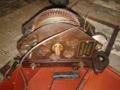 Лебедка монтажная лт220 Привод ручной Тяговое