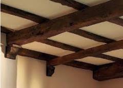 Semi-antique beams