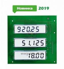 Индикация КЗМ-200 с LED подсветкой Новинка 2019