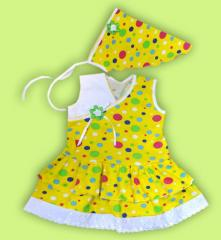 Dress for the baby Artikul 715-17