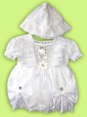 Dress for the baby Artikul 427-25