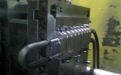 Прессформы для литья металлов и пластмасс