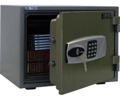 The safe with an electronic zamk of Topaz BST-320