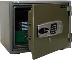 The safe with double system of blocking Topaz