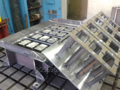 Compression molds on any kinds (types) of