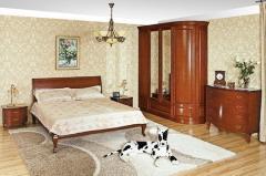 Мебель для спален Монблан