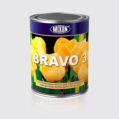 Глибоко матова фарба для стелі Mixon Bravo 3, 1 л