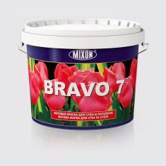 Opaque paint for walls of Mixon Bravo 7, 5 of l