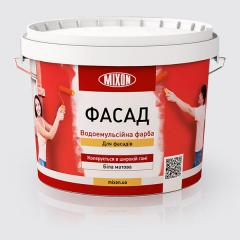 Фасадная краска Mixon ФАСАД 10 л