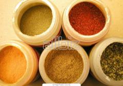 Seasonings for mea