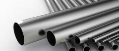 Pipe aluminum to dia. 22х2,0 mm