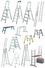 Лестница строительная