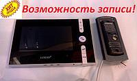 Домофон C Цветным Экраном Luxury V - 715 R0 White