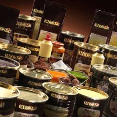 Coffee extract ice cream