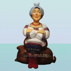 Садовая скульптура Хозяйка