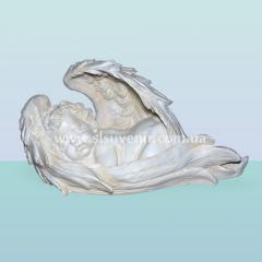 Садовая скульптура Ангел хранитель
