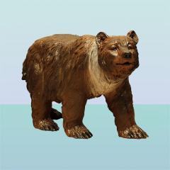 Садовая фигура Медведь бурый Новинка!
