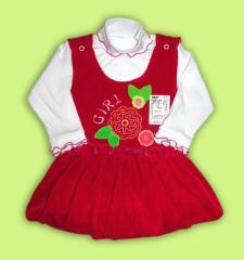Children's sundresses