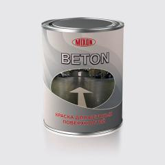 Paint for Mixon Beton concrete of 0,75 l