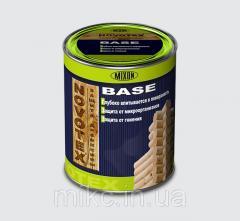 Деревозащитное грунтовочное средство NOVOTEX BASE
