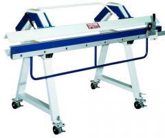 Second-hand sheet bending machine