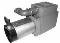 Гідророзподільник з електромагнітним керуванням в искробезопасном виконанні 1П110.16.02.060-01
