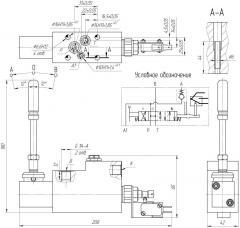 Гідророзподільник КРММ 5.2 - 14 ГЗА5С