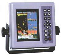 Single-frequency color JMC V-6201 sonic depth