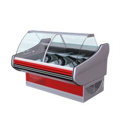 Show-windows refrigerating top-class Titanium