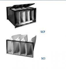 Filters pocket SCF